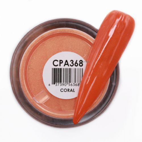 GLAM AND GLITS COLOR POP ACRYLIC - CPA368 CORAL